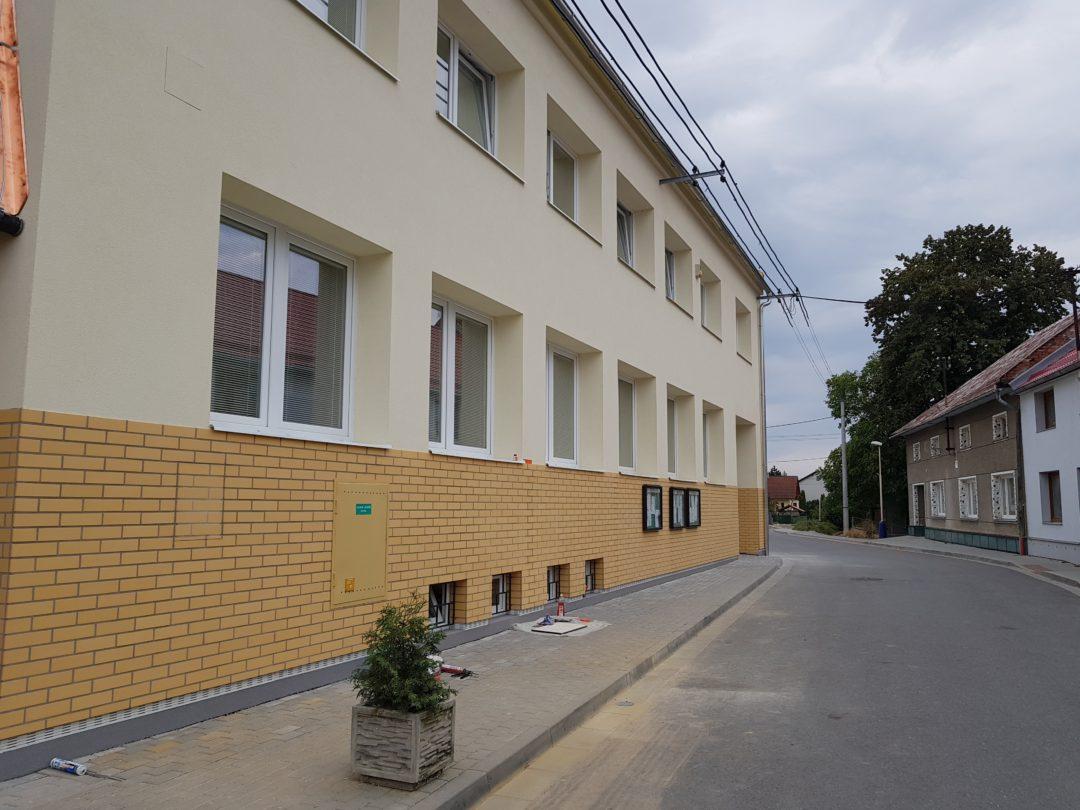 Majetín – budova OÚ