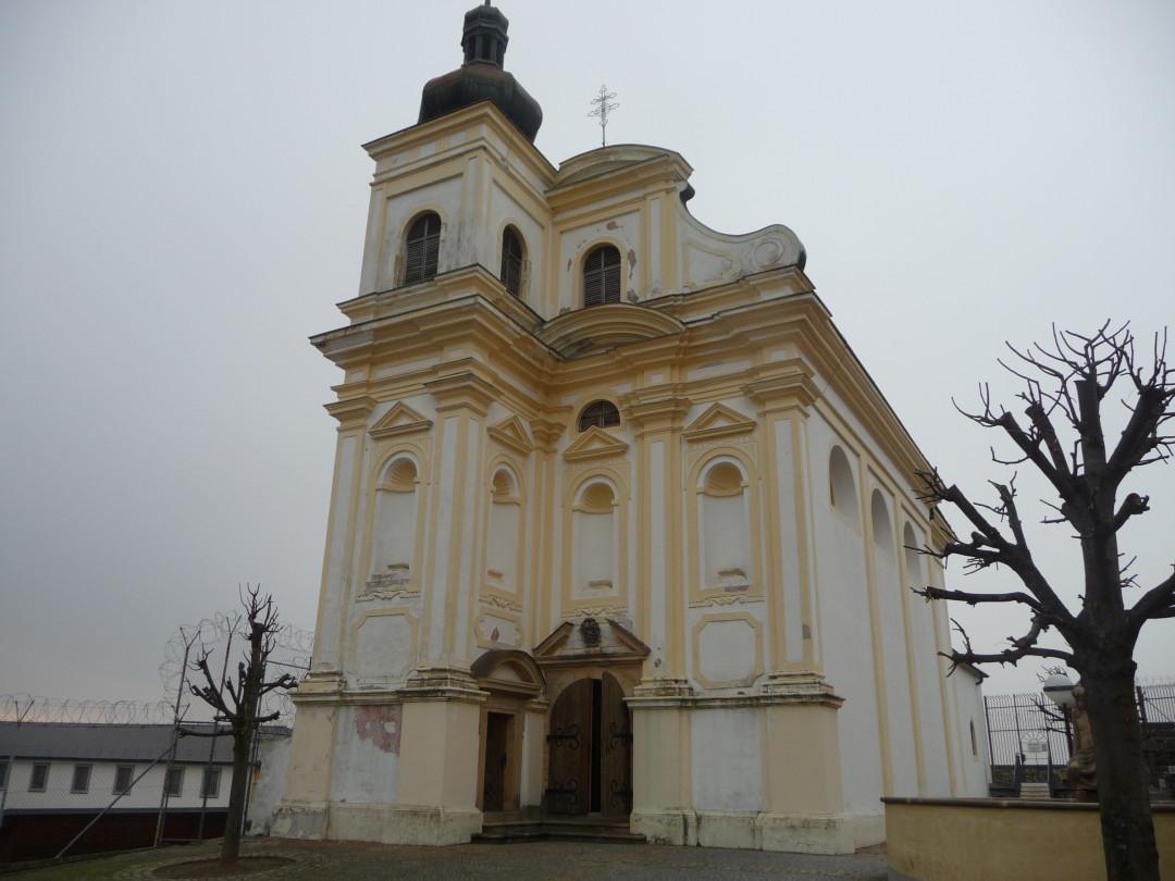 Věznice Mírov, kostel