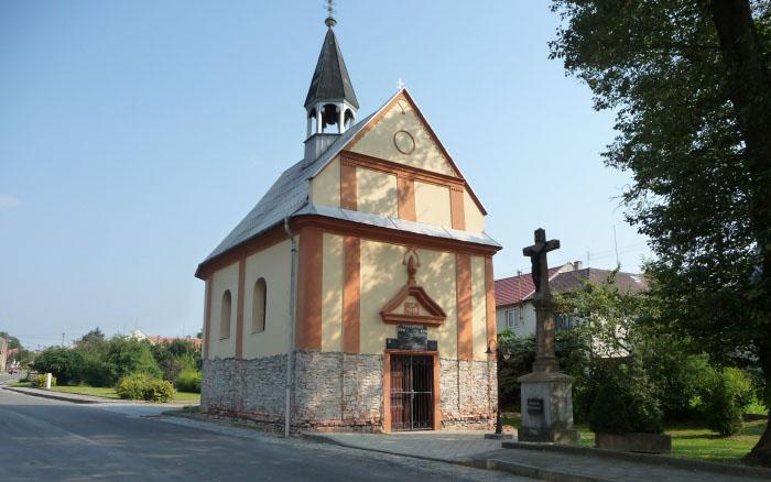 Kaple, Loučka u Litovle