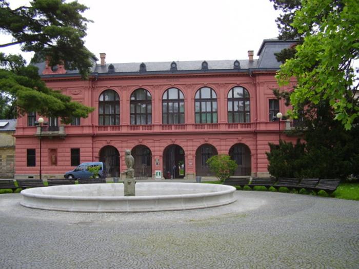 Muzeum, Šumperk