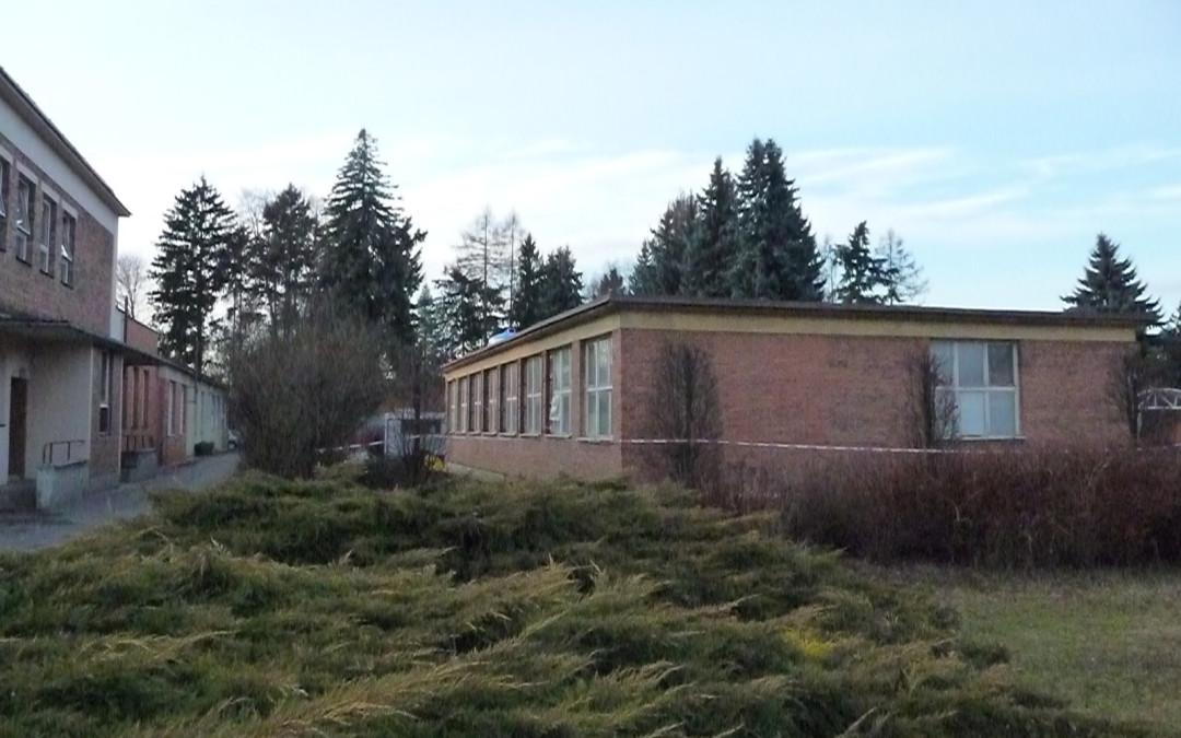 Budova Nemocnice Zlín
