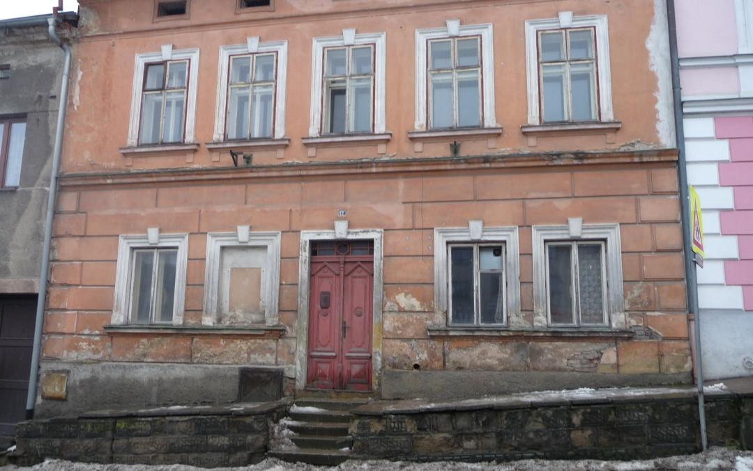 Obecní dům ve Štítech