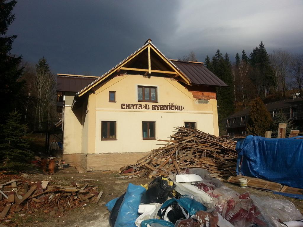 Penzion Horní Lipová